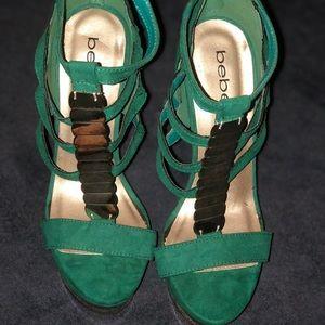 """Brand new never worn stilettos. 5"""" heel"""